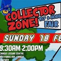 Collector Zone Toy & Hobby Fair