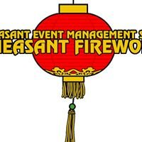 Pheasant Event Management Services Effects & Pheasant Fireworks