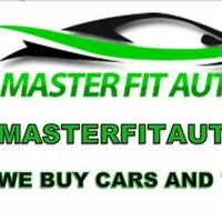 Master Fit Auto Sales and Detailing