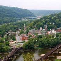 Downtown Historical Harpers Ferry