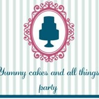 Yummy cakes and all things party.