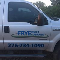 Frye Fence & Curbscaping LLC