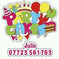 Party Cakes by Julie