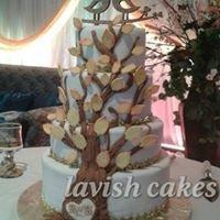 Lavish Custom Cakes & Cookies