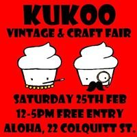 Kukoo Vintage & Craft Fairs