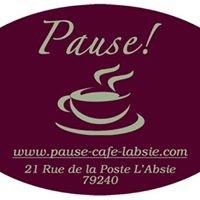 Pause! Cafe L'Absie