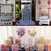 The Candy Bar Cart