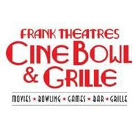 Frank Theatres CineBowl & Grille, Cary