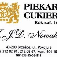 Piekarnia - Cukiernia T.J.D Nowak