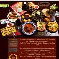 Casa del Mar Tapas Bar and Restaurant