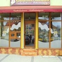 Czekoladowa Lokomotywa kawiarnia w Gryficach