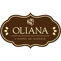 """Cukiernia-Kawiarnia """"Oliana"""""""