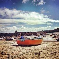 St. Ives Bay, Cornwall