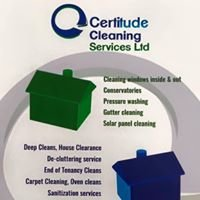 Certitude Services Ltd