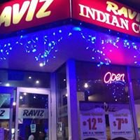 Raviz Indian Cuisine Hobson Street