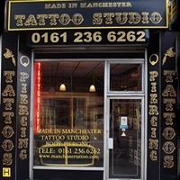 Made In Manchester Tattoo Studio