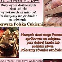 Les Délices Du Coin,Pierwsza Polska Cukiernia-Kawiarnia Bruxelles