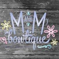 M&M's Bowtique