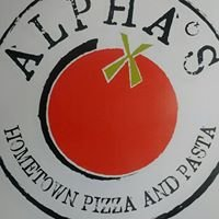 Alpha's Hometown Pizza and Pasta