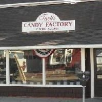 Tuck's Candy Factory - Rockport