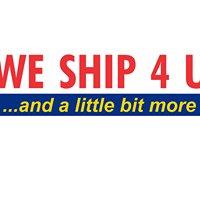 We Ship 4 U