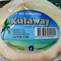 Kulaway Drinking Coconuts