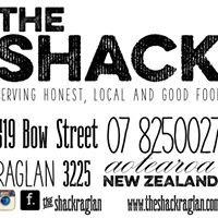 The Shack - Raglan
