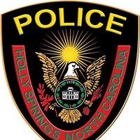Holly Springs Police  North Carolina