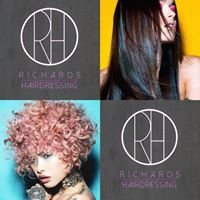 Richards Hairdressing Great Wyrley