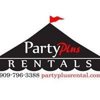 Party Plus Rentals