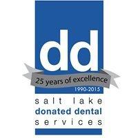 Salt Lake Donated Dental Services (SLDDS)