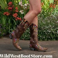 Wild West Boot Store