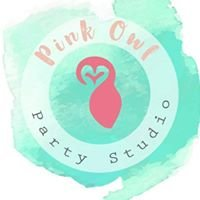 Pink Owl Party Studio