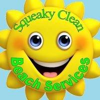 Squeaky Clean Beach Services