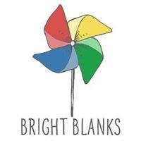 Bright Blanks