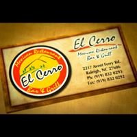El Cerro Mexican Restaurant