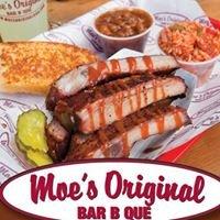 Moe's Original Bar B Que- Tuscaloosa, Alabama