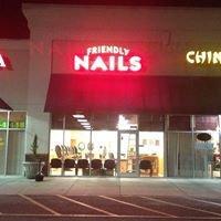 Friendly Nails at Conway