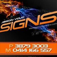 Jason YOUD Signs