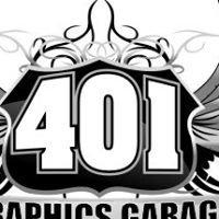 401 Graphics Garage