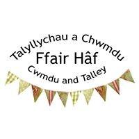 Ffair Haf Talyllychau a Chwmdu - Cwmdu and Talley Summer Fayre 2017