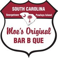 Moe's Original Bar B Que- Pawleys Island, SC