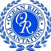 Ocean Ridge Plantation Golf