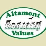 Altamont Country Values