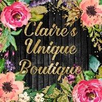 Claire's Unique Boutique