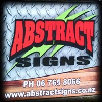 Abstract Signs