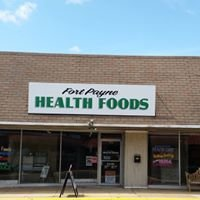 Fort Payne Health Foods