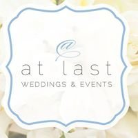 At Last        Weddings and Events