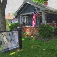 Palette & Paper