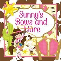 Sunny's Bows and More